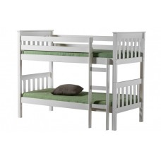 3FT BIRLEA IVORY SEATTLE BUNK BED FRAME