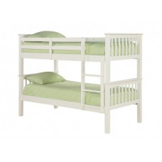 LEO BUNK BED IN OFF WHITE