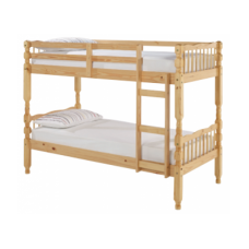 3FT MELISSA BUNK BED IN ANTIQUE WAX PINE