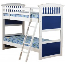 3FT SWEET DREAMS RUBY BLUE BUNK BED