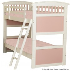 3FT SWEET DREAMS RUBY PINK BUNK BED