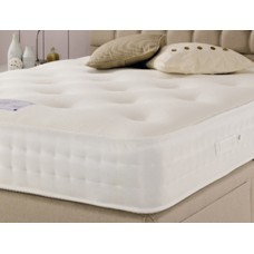 6FT HUSH A BYE AIRSPRUNG MORENO 1400 NATURAL EXTRA LONG MATTRESS