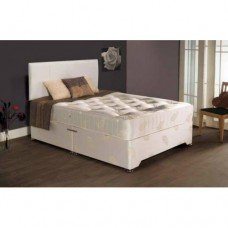 4FT SLUMBERDREAM MONARCH POCKET SPRUNG EXTRA LONG DIVAN