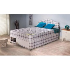 4FT SLUMBERDREAM ROME EXTRA LONG DIVAN