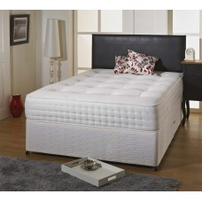 4FT6 DEEP SLEEP SILK 1000 POCKET EXTRA LONG MATTRESS