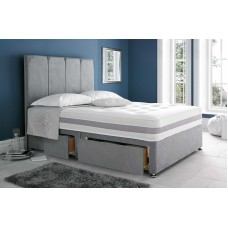 4FT DEEP SLEEP SOLO MEMORY EXTRA LONG DIVAN