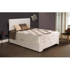 5FT SLUMBERDREAM MONARCH POCKET SPRUNG ZIP & LINK DIVAN