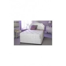 4FT DEEP SLEEP SYMPHONY 1500 POCKET EXTRA LONG DIVAN SET