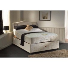 3FT SLUMBERDREAM DUTCHESS POCKET SPRUNG WITH MEMORY FOAM ADJUSTABLE BED REPLACEMENT MATTRESS