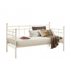 3FT BIRLEA LYON CREAM DAYBED