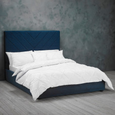 4FT6 LPD ISLINGTON BED FRAME IN BLUE