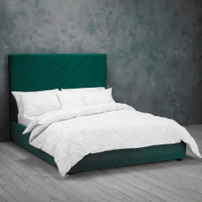 4FT6 LPD ISLINGTON BED FRAME IN GREEN