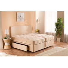 6FT MOONRAKER BAMBOO 1000 POCKET EXTRA LONG MATTRESS