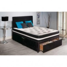 4FT6 SLUMBERDREAM BANBURY EXTRA LONG DIVAN