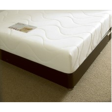 2FT6 KAYFLEX SUMPTUOUS SILVER FOAM EXTRA LONG MATTRESS