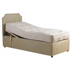 2FT6 SWEET DREAMS BEVERLEY ADJUSTABLE BED WITH POCKET MATTRESS